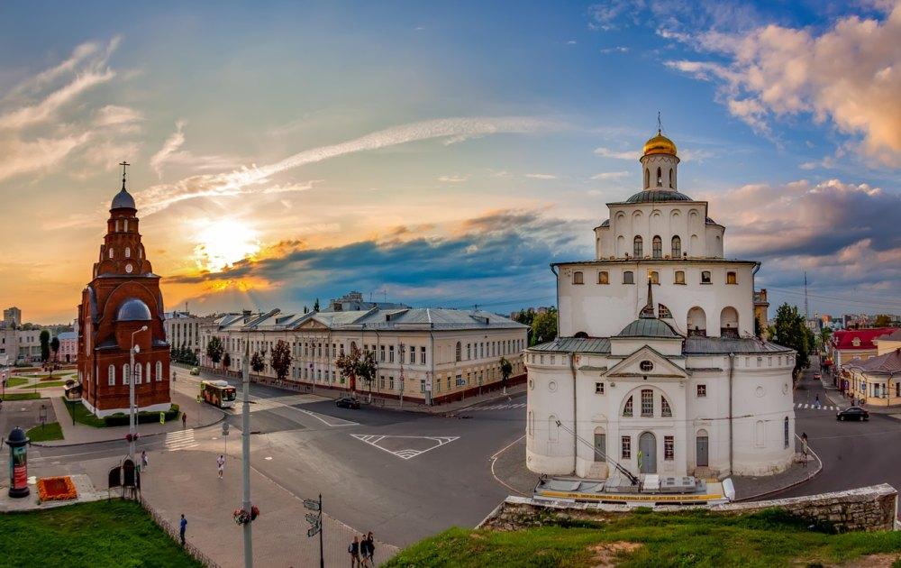 1 1 - As 10 cidades mais antigas da Rússia