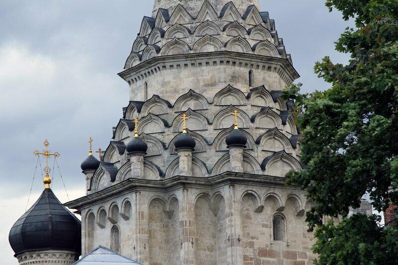 1 3 - Igreja do seculo 16 na Rússia