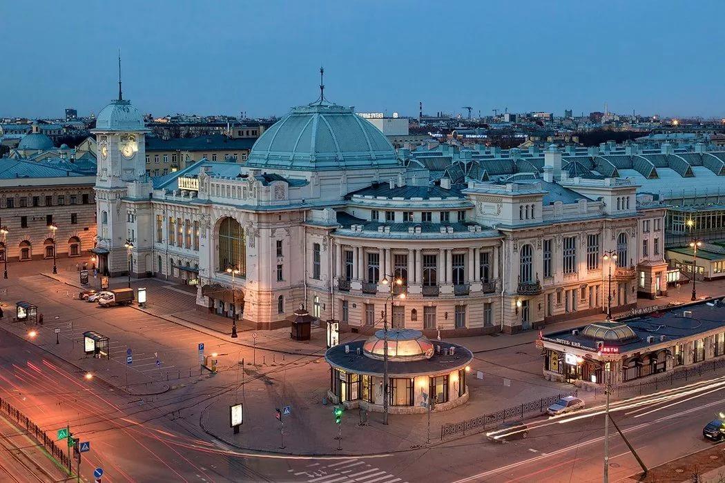 1 4 - As estações ferroviárias mais bonitas da Rússia