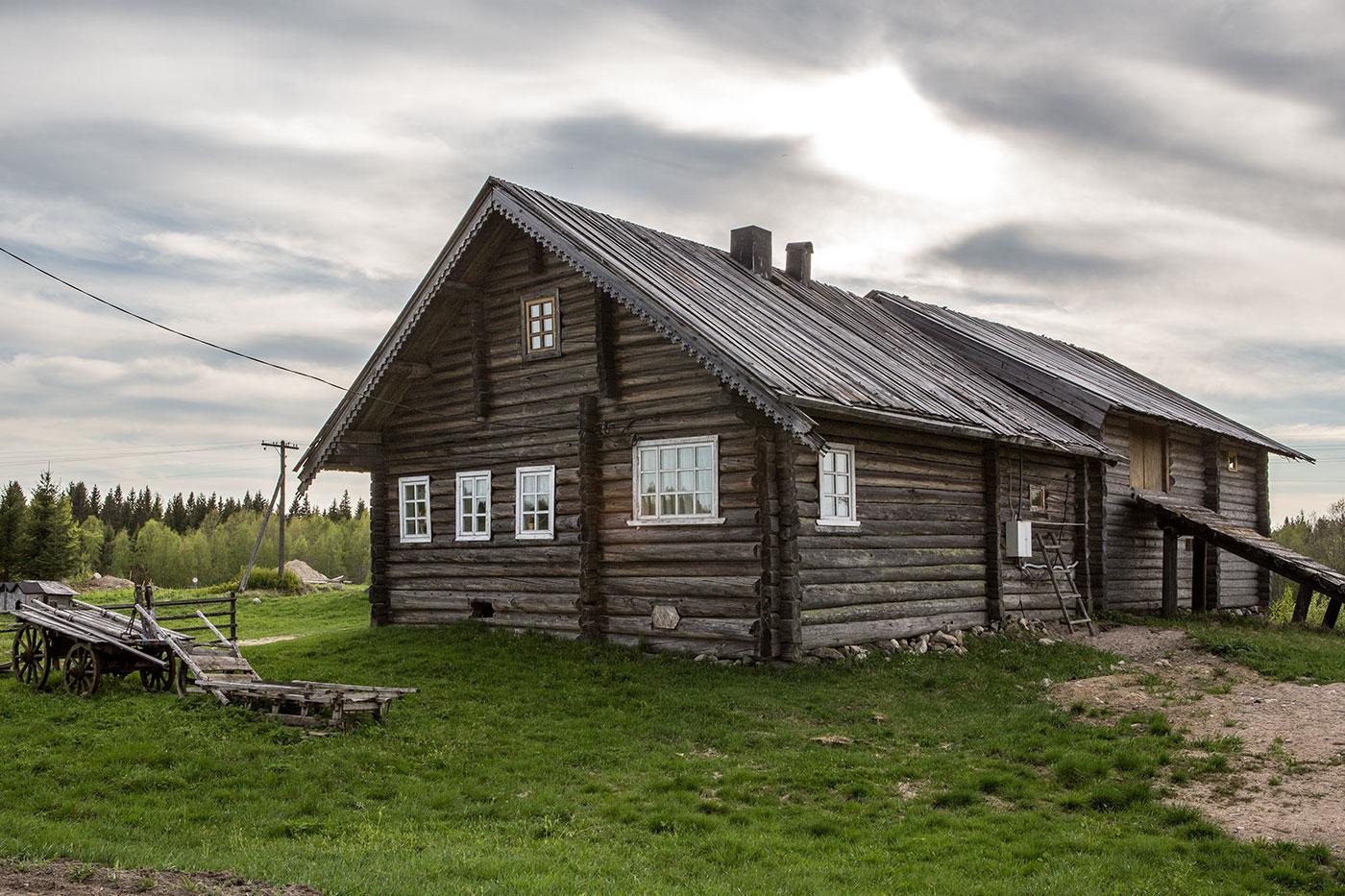 1 - As 10 aldeias mais bonitas da Rússia