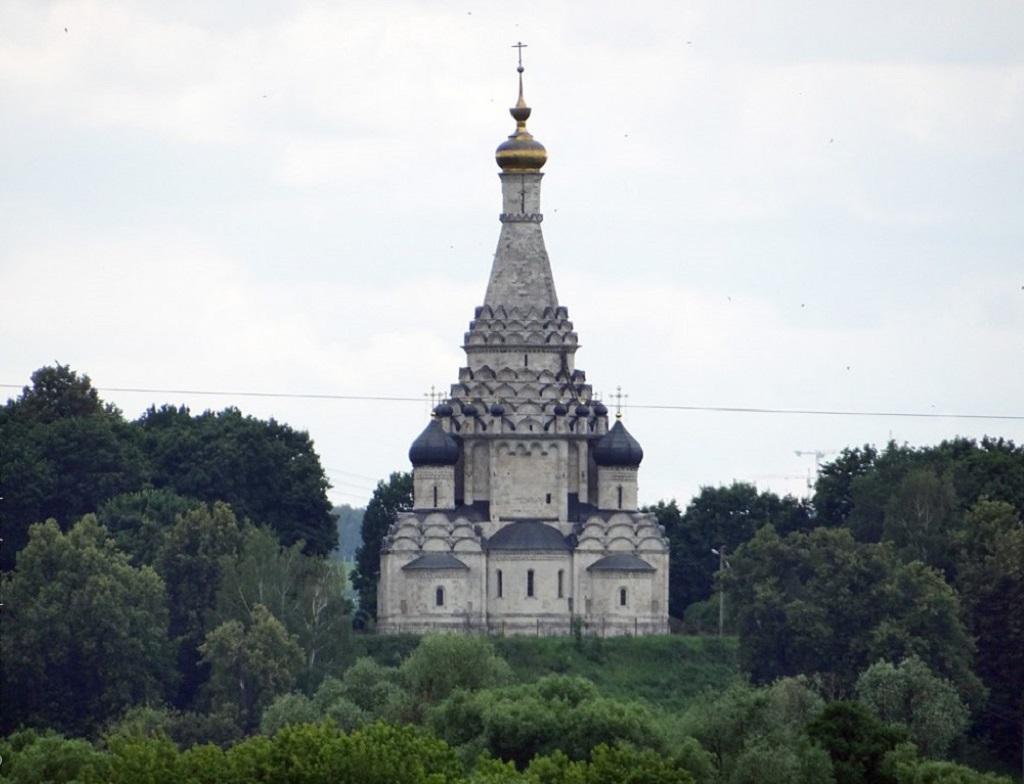 10 4 - Igreja do seculo 16 na Rússia
