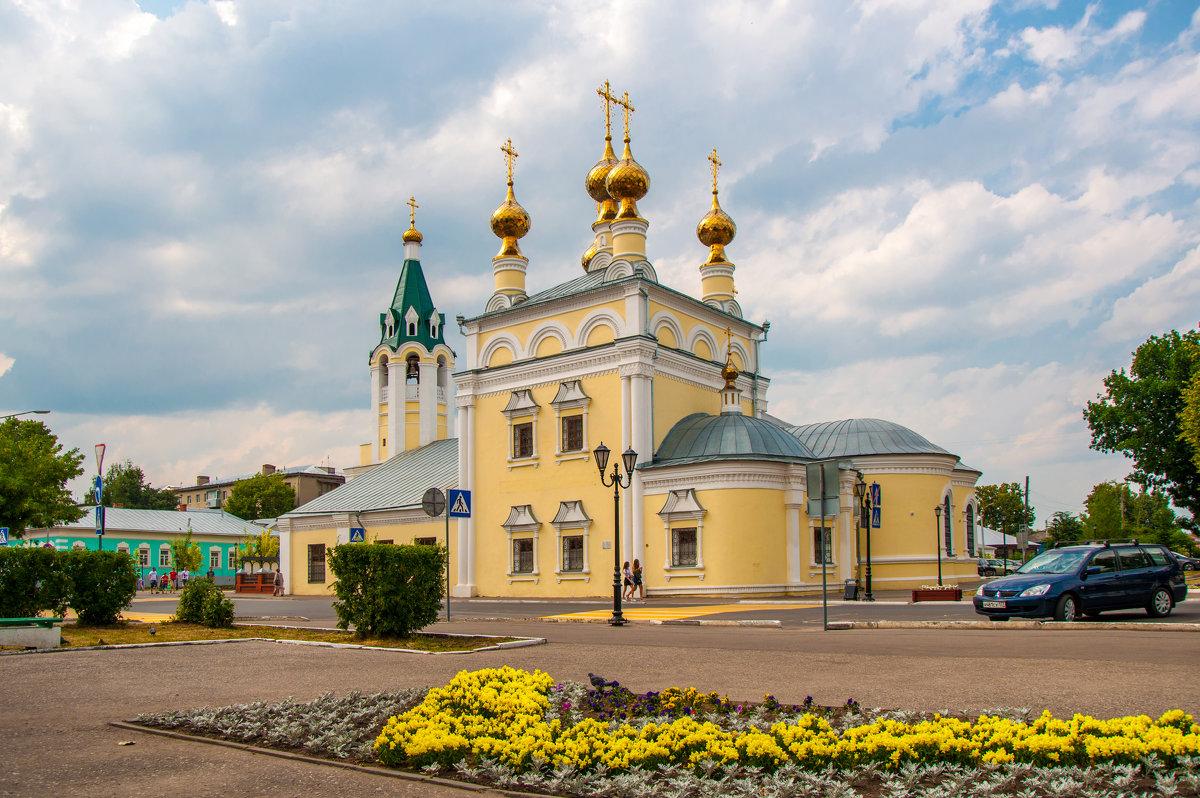 11 1 - As 10 cidades mais antigas da Rússia