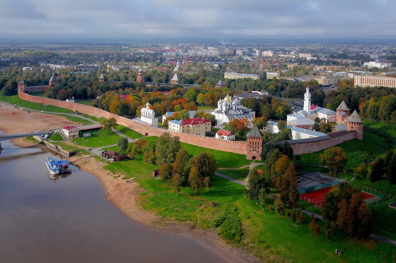 13 1 - As 10 cidades mais antigas da Rússia