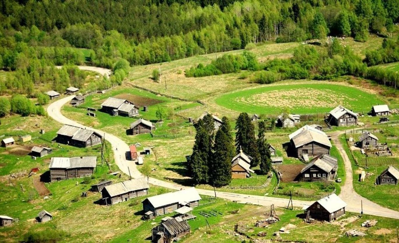 13 2 - As 10 aldeias mais bonitas da Rússia