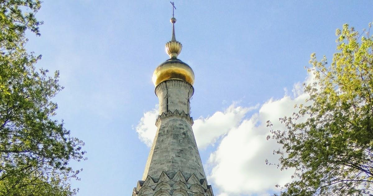 16 2 - Igreja do seculo 16 na Rússia