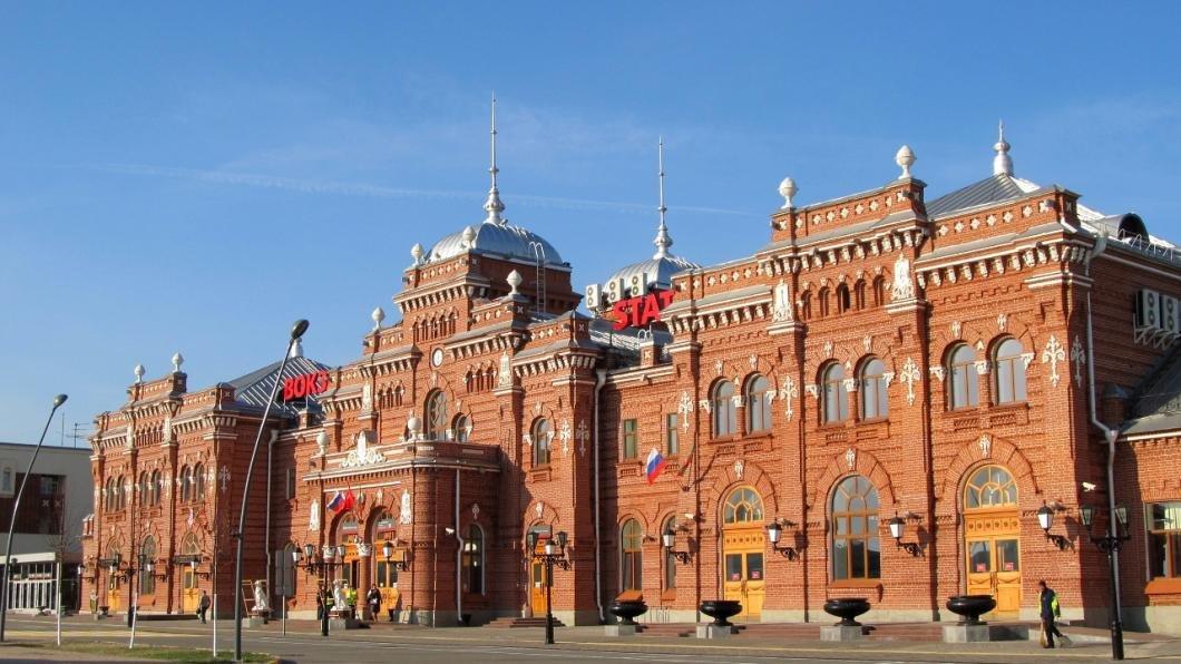 17 2 - As estações ferroviárias mais bonitas da Rússia