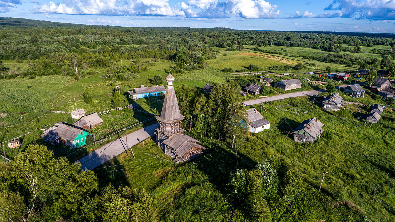 19 - As 10 aldeias mais bonitas da Rússia
