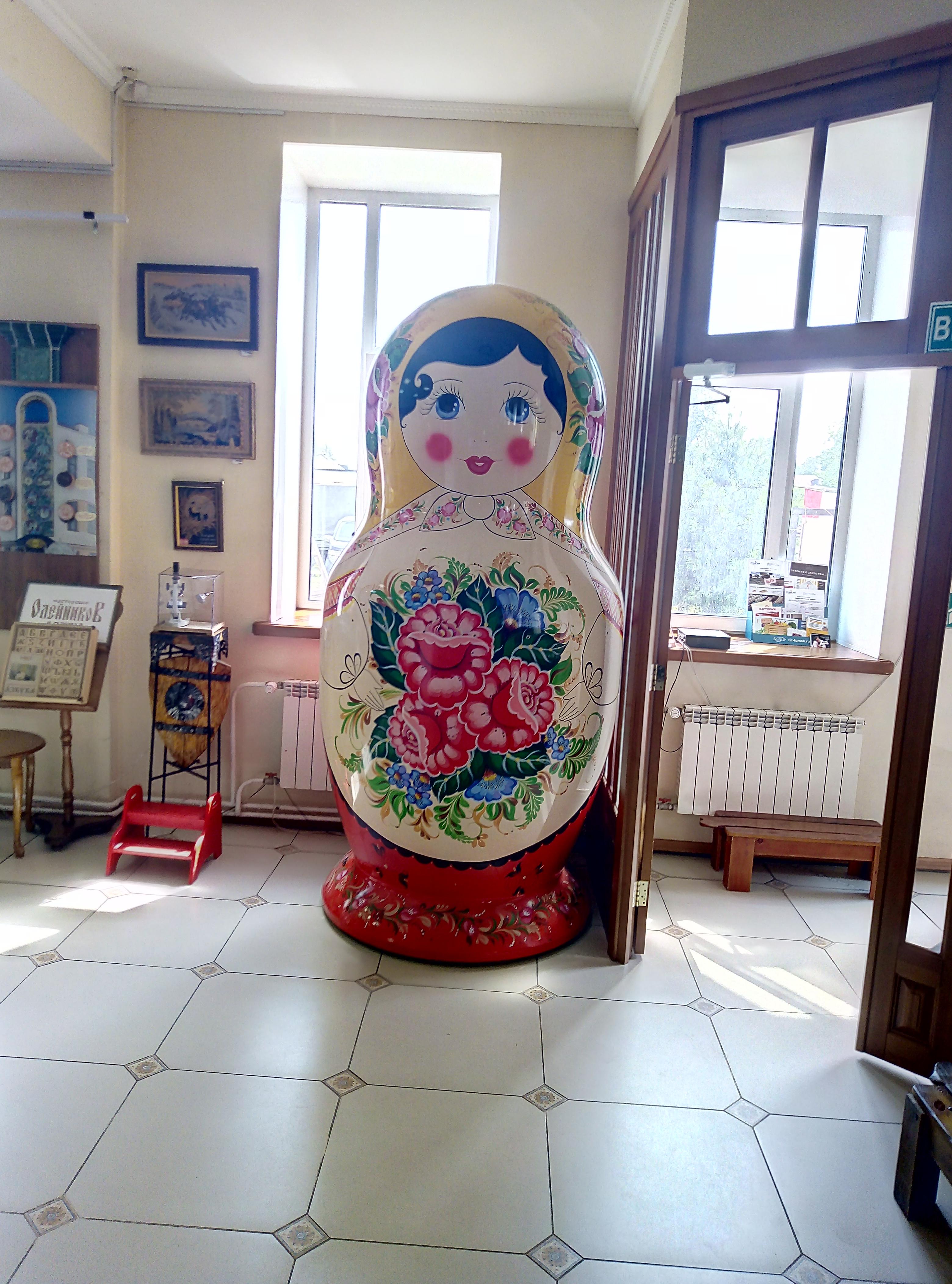 2019 06 28 11 15 37 - O museu da mitologia eslava em Tomsk