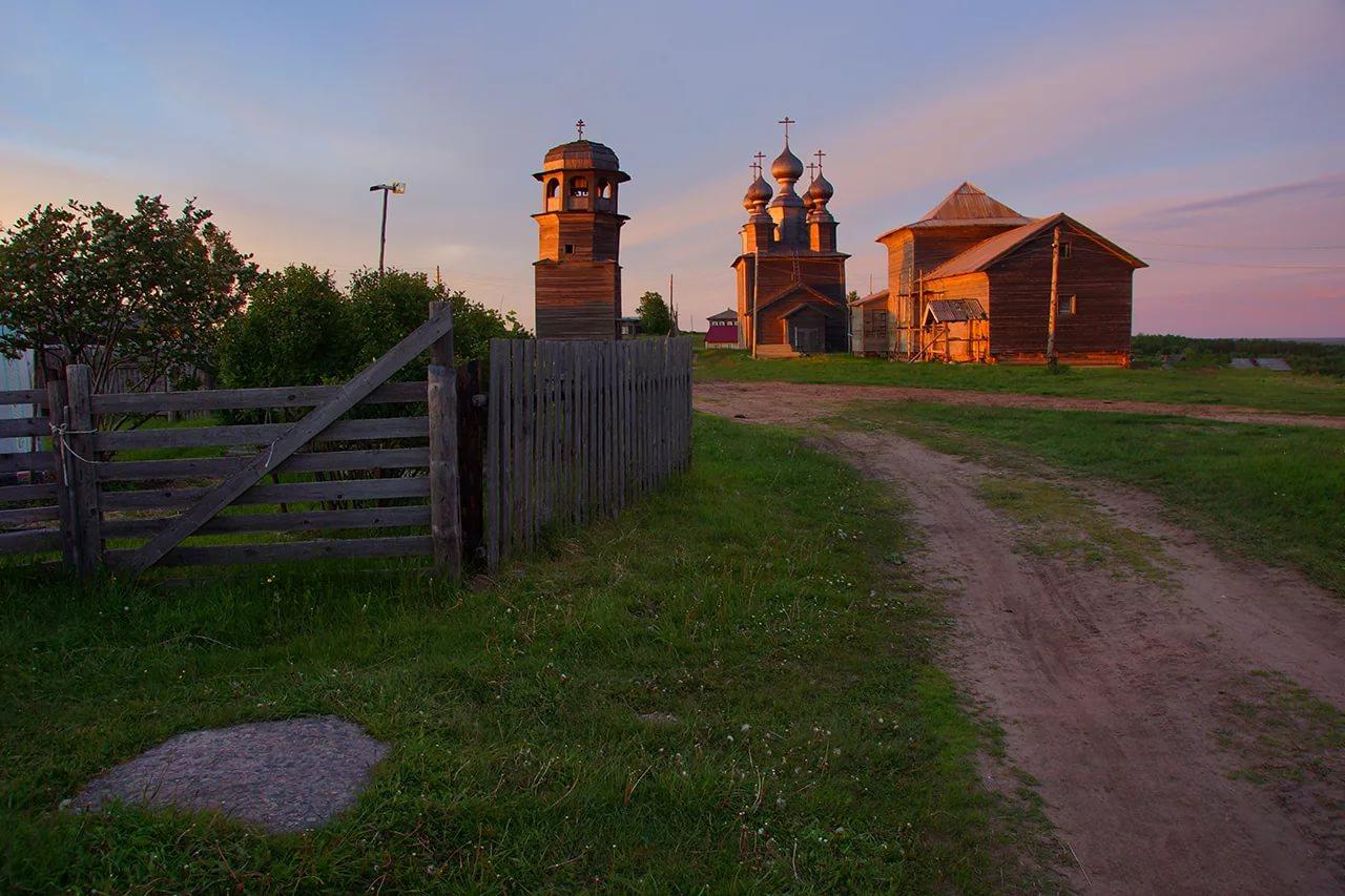 22 1 - As 10 aldeias mais bonitas da Rússia