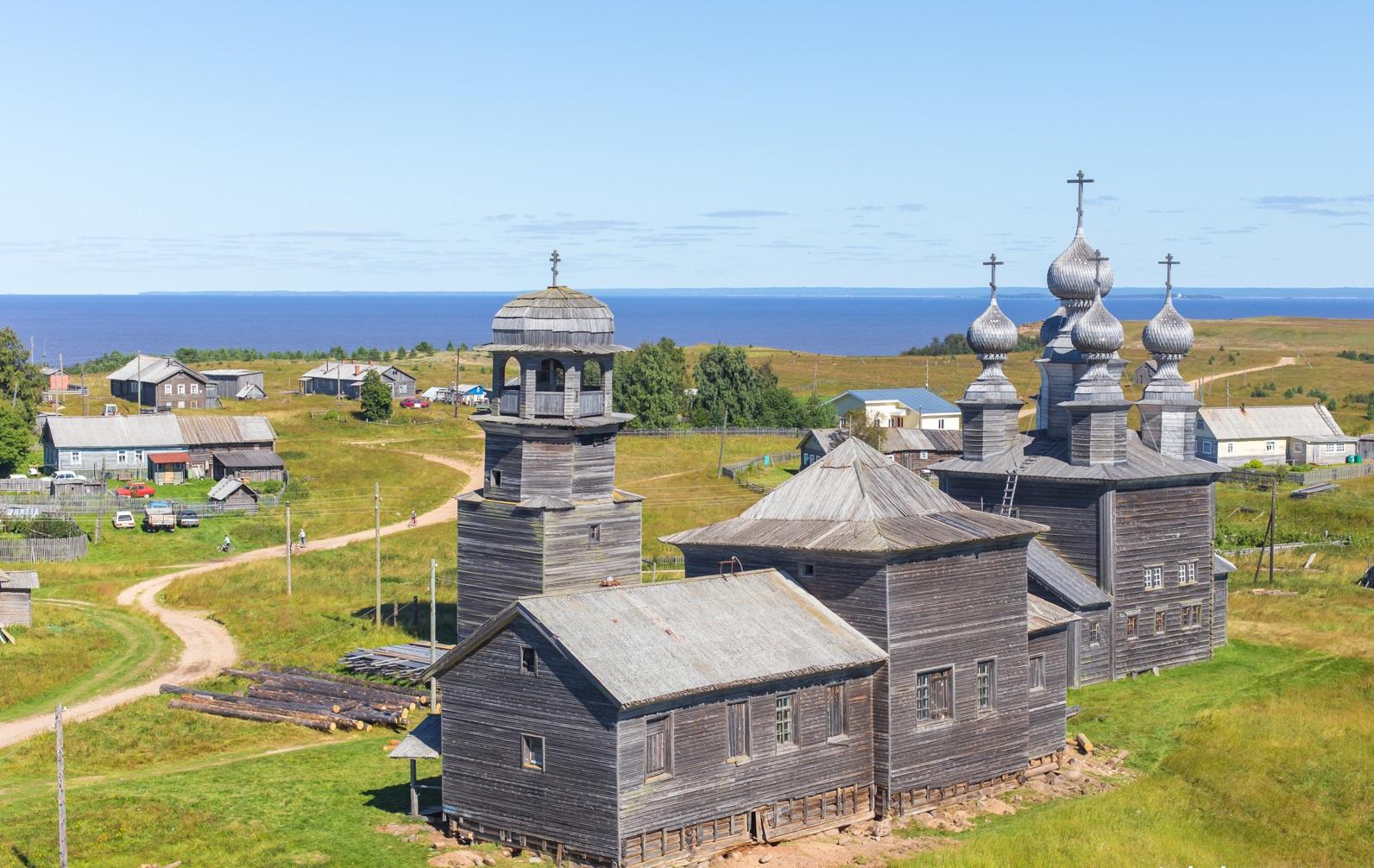 25 1 - As 10 aldeias mais bonitas da Rússia