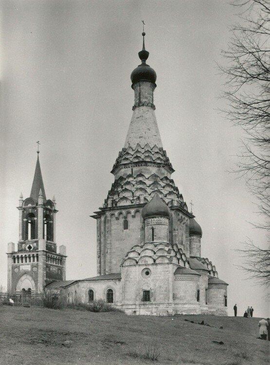 3 4 - Igreja do seculo 16 na Rússia