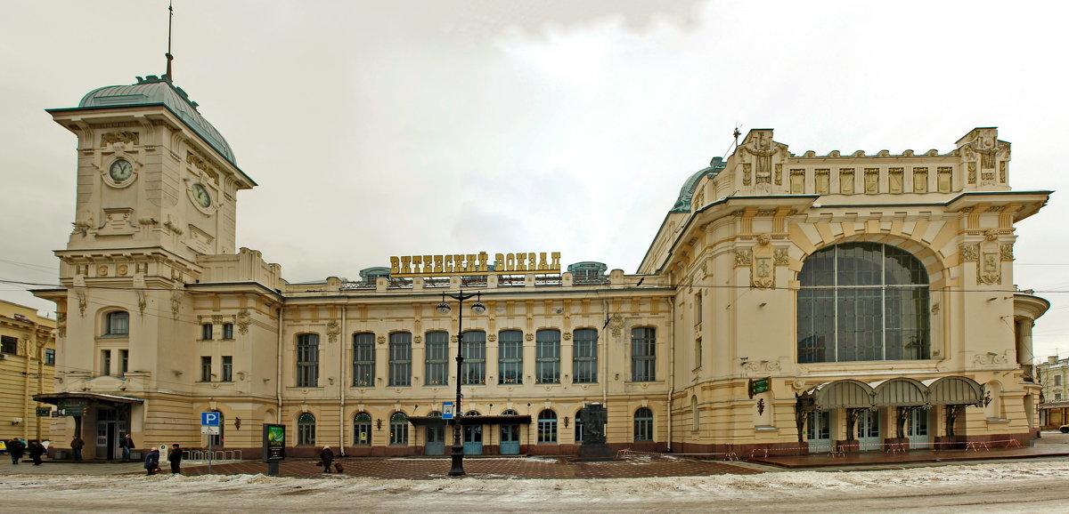 3 5 - As estações ferroviárias mais bonitas da Rússia