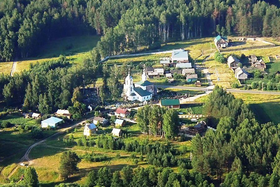 4 3 - As 10 aldeias mais bonitas da Rússia