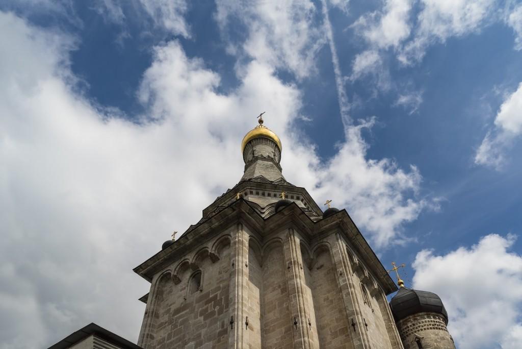4 4 - Igreja do seculo 16 na Rússia