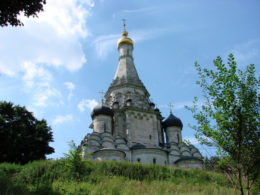 5 4 - Igreja do seculo 16 na Rússia