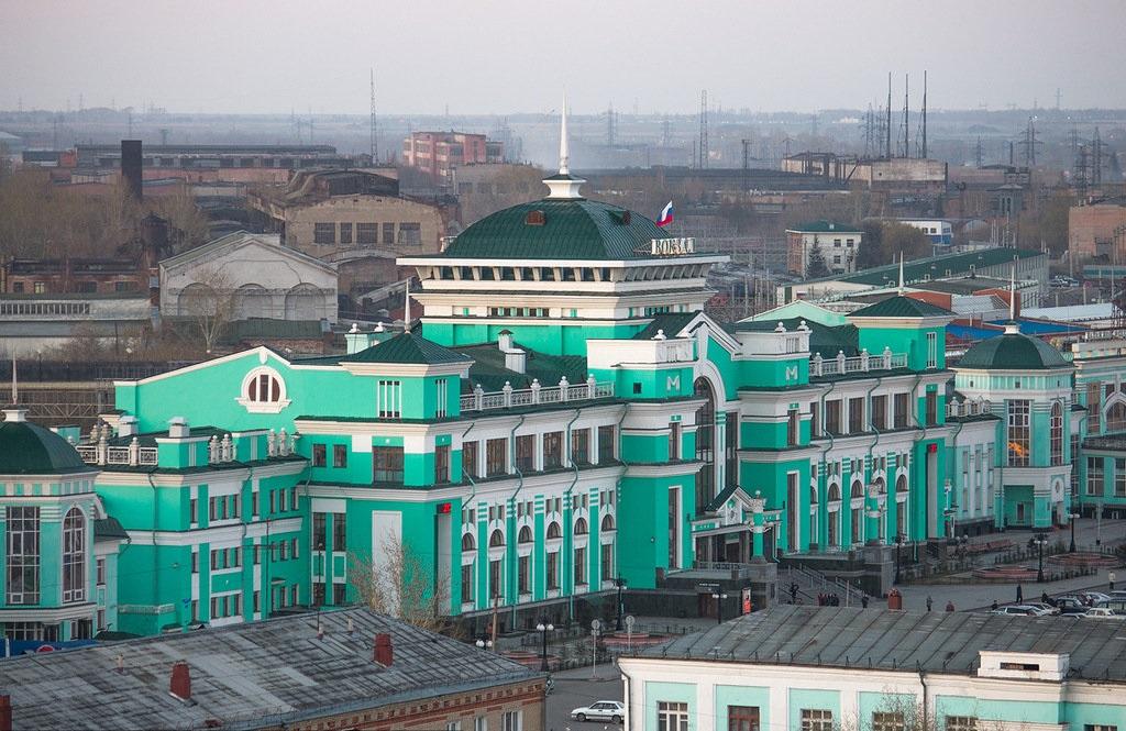 5 6 - As estações ferroviárias mais bonitas da Rússia