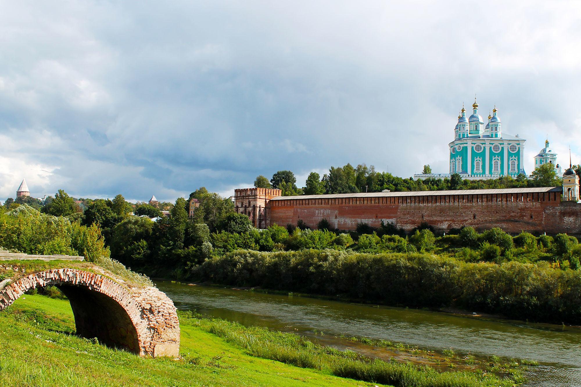 6 1 - As 10 cidades mais antigas da Rússia