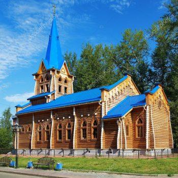 6 2 350x350 - Igreja luterana em Tomsk