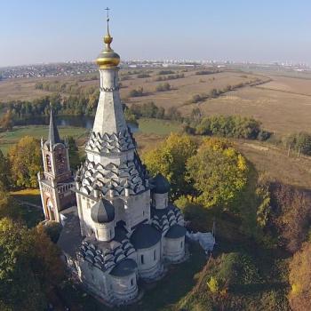 6 350x350 - Igreja do seculo 16 na Rússia