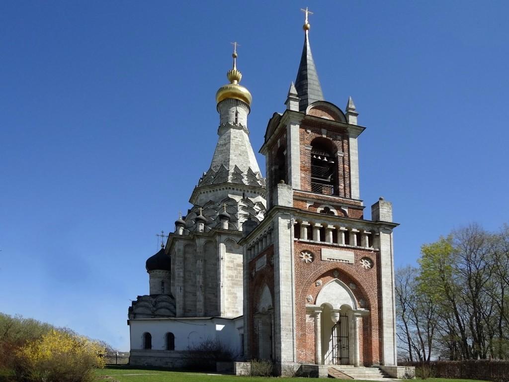 6 4 - Igreja do seculo 16 na Rússia