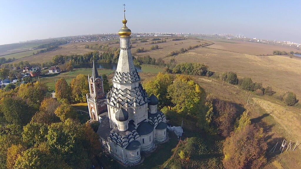 6 - Igreja do seculo 16 na Rússia