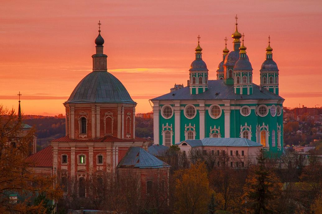 8 1 - As 10 cidades mais antigas da Rússia