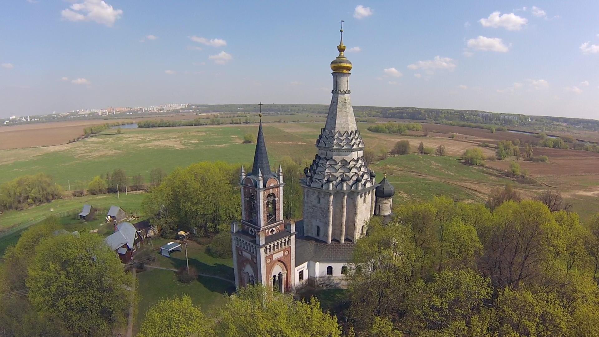 8 3 - Igreja do seculo 16 na Rússia