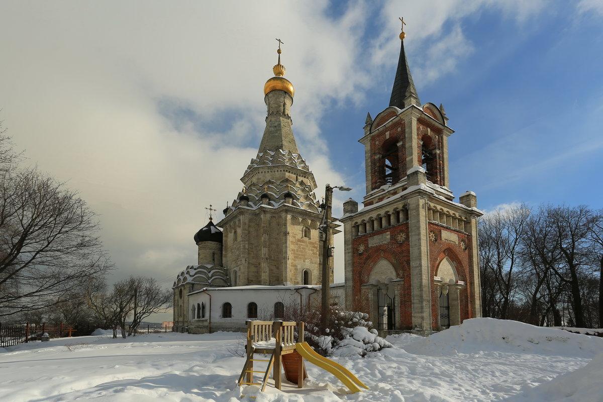 9 3 - Igreja do seculo 16 na Rússia