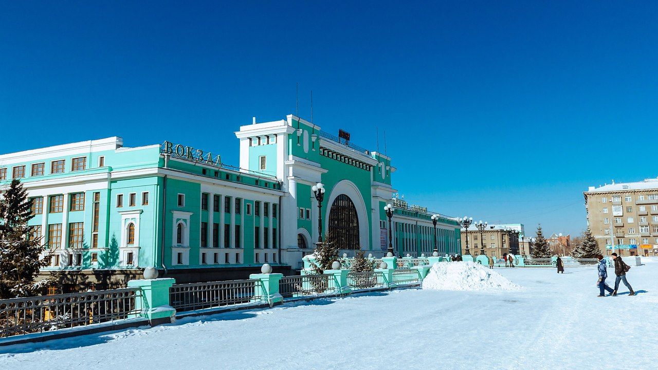como e morar na siberia11 - As estações ferroviárias mais bonitas da Rússia
