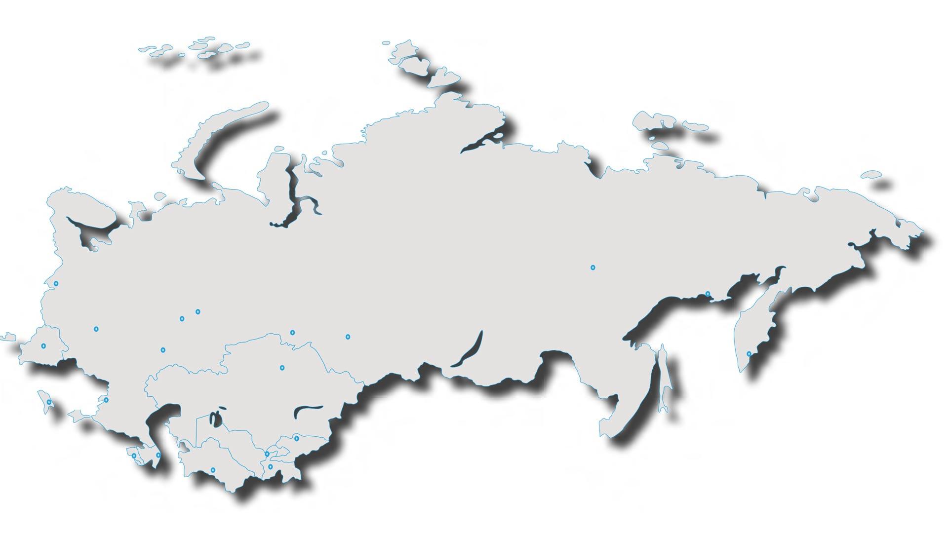 Map - O que tem de bom na russia